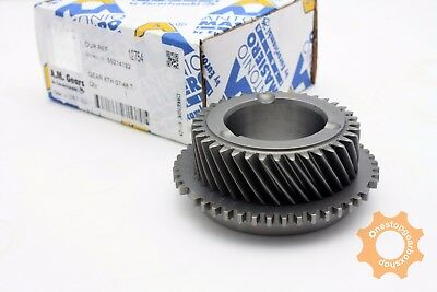 6th gear 37T M40 6 speed gearbox Fiat Peugeot Citroen 3.0 D Antonio Maserio