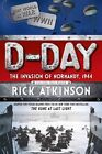 D-Day: The Invasion of Normandy, 1944 [The Young Readers Adaptation] by Rick Atkinson (Paperback / softback, 2015)