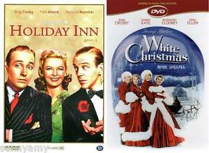 image is loading holiday inn amp white christmas dvds bing crosby - White Christmas Bing Crosby Movie