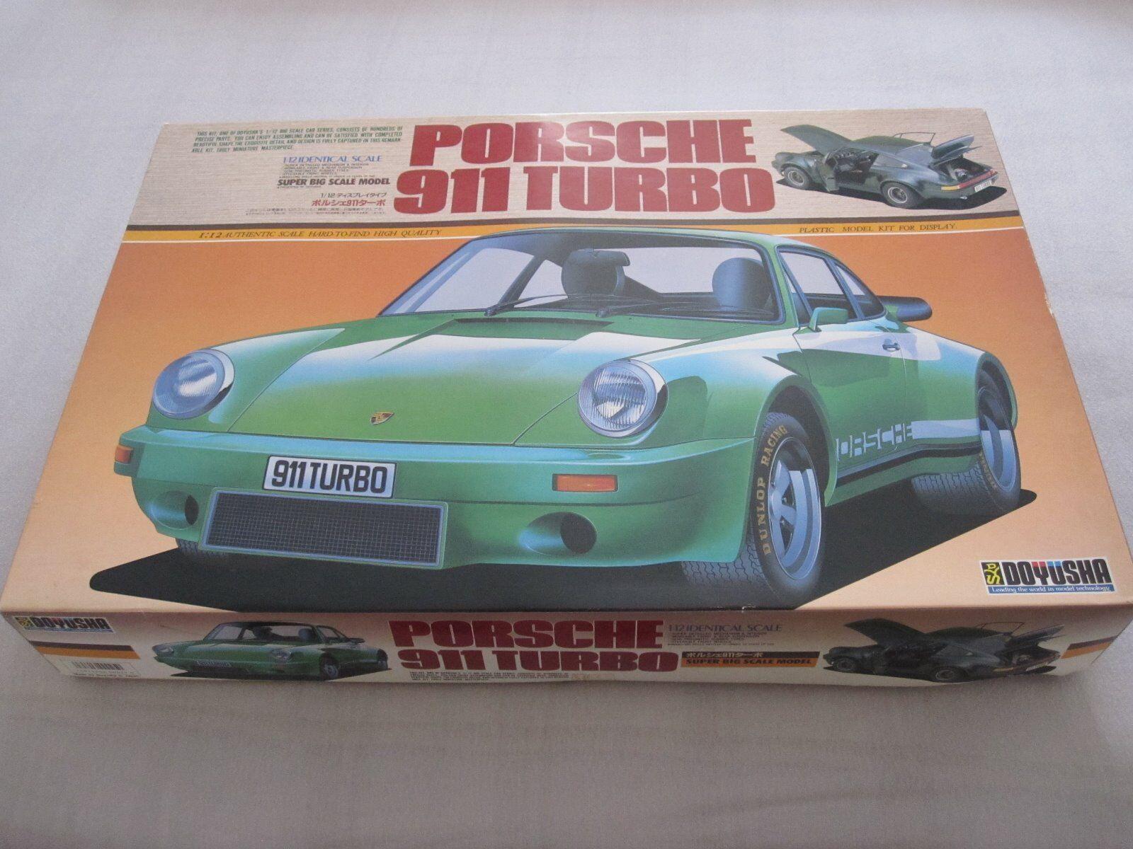 Porsche 911 Turbo Doyusha Doyusha Doyusha 1 12  | Ausgezeichneter Wert  f43568