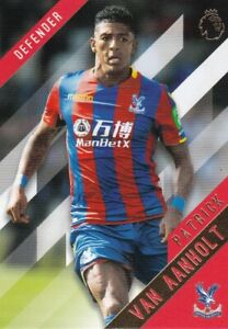 2017-18-Topps-Premier-League-or-Football-Cartes-a-Collectionner-40-Patrick