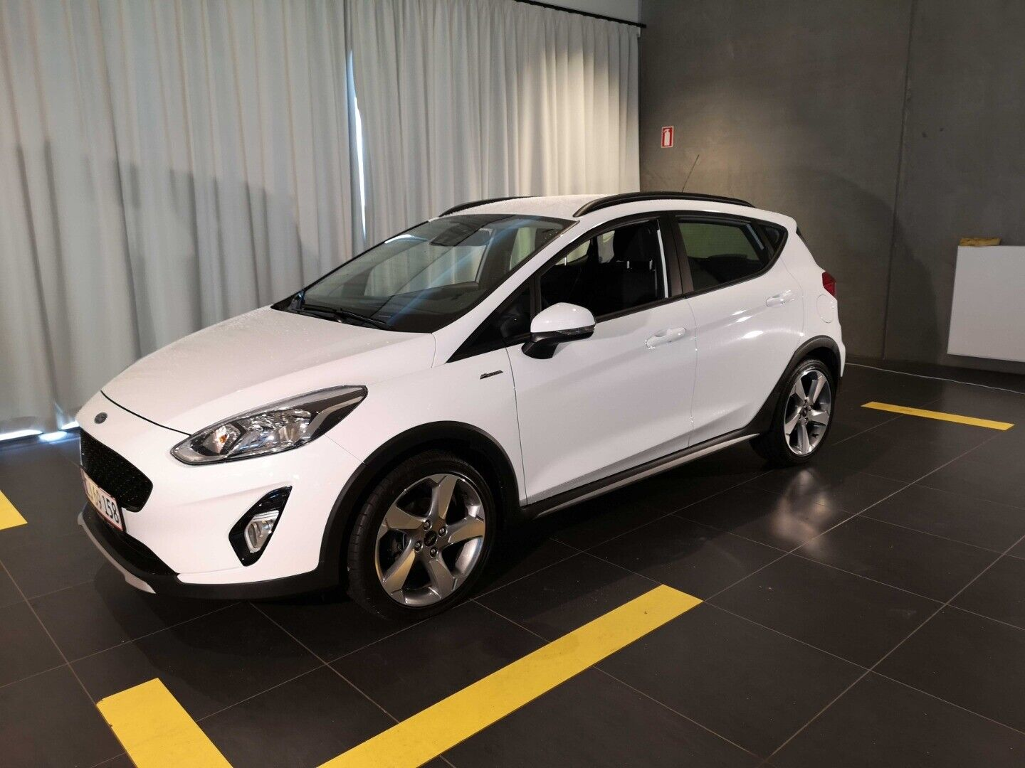 Ford Fiesta 1,0 SCTi 100 Active I