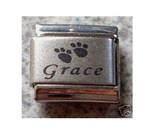 Encantos Italiano Nombre Personalizado Cualquier Nombre De Mascota Gato Perro