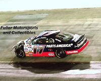 DARRELL WALTRIP #17 WESTERN AUTO CHEVY 1997 NASCAR CRASH 8X10 PHOTO AT BRISTOL