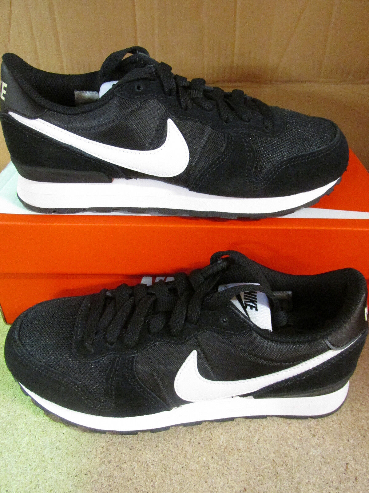 Nike Internationalist (GS) Running Trainers 814434 012 Sneakers Shoes