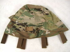 US Army OCP Scorpion Camouflage ACH or MICH Kevlar Helmet Cover - Large/X-Large