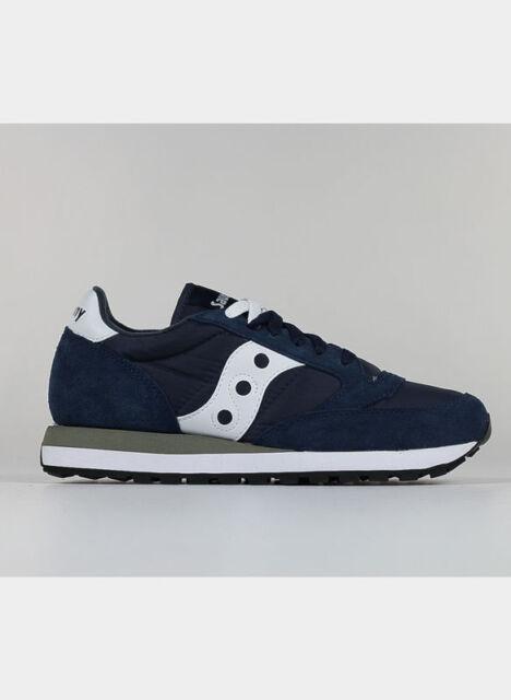 Saucony Jazz O W Sneaker Donna 1044 316 Navy White   eBay