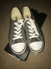 e0aaf70766983c Converse Chuck Taylor All Star Dainty Ox Women s Shoes Charcoal 532353f