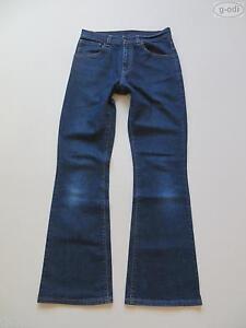 Levi-039-s-Bootcut-Jeans-Hose-W-29-L-32-TOP-Indigo-Stretch-Hippie-Denim-36