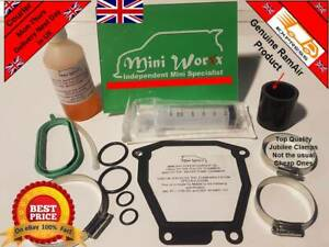 Mini-Cooper-S-R53-Supercharger-service-kit-oil-R52-Eaton-JCW-GP
