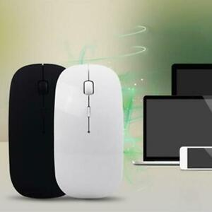 2.4GHz Wireless Cordless Mouse Mices Optical Scrolls For PC Laptop Charging R3B2