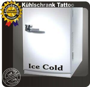 Ice-Cold-Aufkleber-40cm-fuer-Coca-Cola-Kuehlschrank-Kuehltruhe-Tuer-Farbe-nach-Wahl