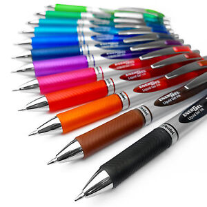 Pentel-BL77-Retractable-Gel-Ink-Pen-Rollerball-Pen-Pack-of-3-by-Colour