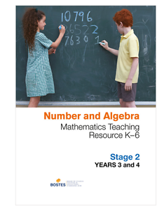 Details about Number and Algebra – Stage 2: Maths Teaching Resource K–6