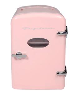 Frigidaire EFMIS175-Pink NIB Retro Mini Compact Refrigerator 9 Cans New Fridge