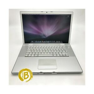 Apple-Macbook-Pro-15-034-A1150-2006-2-Duo-RAM-2GB-HDD-100GB-Teclado-Ita-Puede-a-B