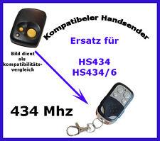 434 Mhz Handsender Fernbedienung kompatibel zu Einhell Garagentor HS 434/6