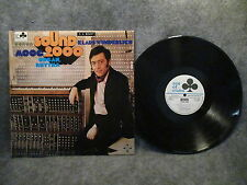 33 RPM LP Record Klaus Wunderlich Sound 2000 1973 Ace Of Clubs Records SCL 2074