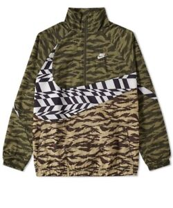 Nike SB SB ANORAK JACKET CAMO PACKABLE BQ3455 222 | BSTN Store