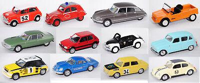 3inch Modelle mit Box Norev 319251 Multigam Classic