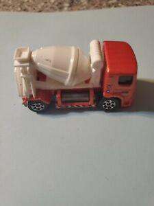 Matchbox-2006-Cement-Mixer-Truck