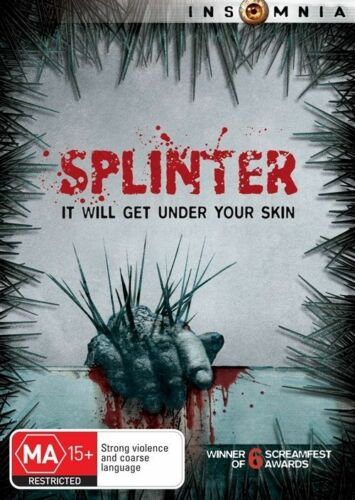 1 of 1 - Splinter DVD ICON