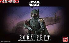 Boba Fett Star Wars Model Scale 1/12 Model Kit Bandai Japan