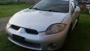2007 Mitsubishi Eclipse 2 sets of rims and tires. $2000 AS IS