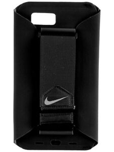 buy online f2e56 9d3d6 NEW Nike Handheld Phone Case iPhone 6 6S 7 8 X Black Reflective FREE ...