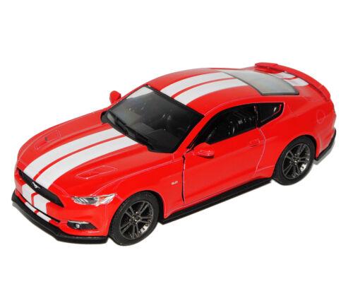 FORD Mustang Shelby vi COUPE mezzi rosso con striefen a partire dal 2014 ca 1//43 1//36-1//46...