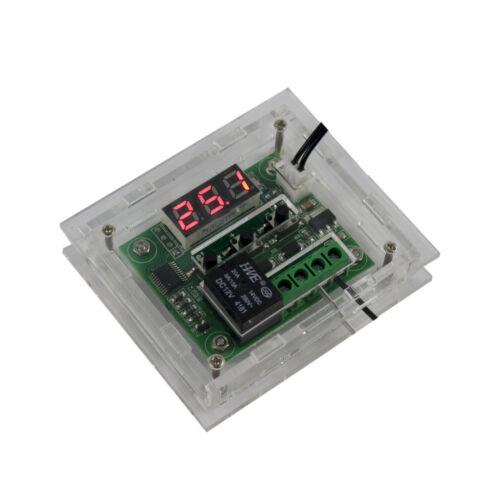 Acryl Gehäuse für Thermostat Modul W1209 transparent