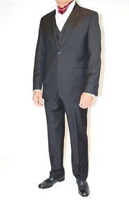 für die ganze Familie gut aus x außergewöhnliche Auswahl an Stilen Details zu Neu Anzug 3-teilig von Corpus Line by Wilvorst, Gr. 52 schwarz,  Herrenanzug