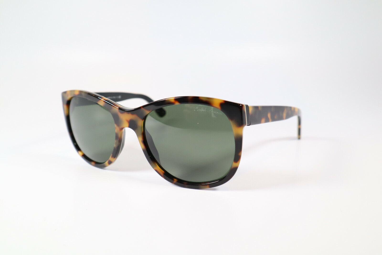 Ralph Lauren RL 8072-W 5299/52 Yellow Tortoise 56-19-145 Sunglasses