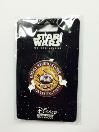 Disney 112277 DSSH DSF STAR WARS:THE FORCE AWAKENS TRADING EVENT PIN LE 750