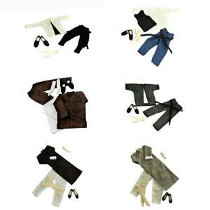 1-6-Clothes-Kung-Fu-Set-for-12-039-039-Enterbay-Bruce-Lee-Jet-Li-Donnie-Yen-Figure