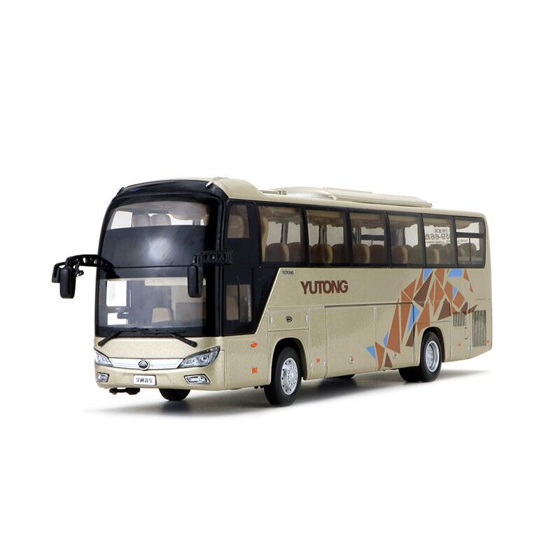 ORIGINAL MODEL,1 42 Yutong AUTO,YUTONG BUS,ZK6118H2Y,double-decker bus