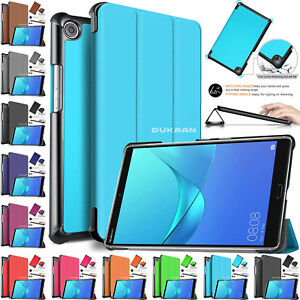 New-Leather-Magnetic-Smart-Stand-Cover-Case-For-Huawei-MediaPad-M5-8-8-4-034-2018