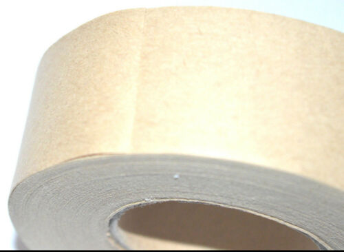 2x Tape Rolls Artist Gummed Adhesive 36mm X 54m Paper Stretching Water Colours