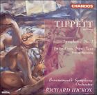 Tippett: Symphony No. 2; Suite from New Year (CD, Sep-1994, Chandos)