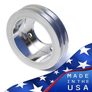Crankshaft-Pulley-for-Ford-Racing-Water-Short-Pump-2V-FRPP-Street-Rod-Pulleys