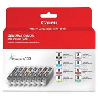 Canon, Inc Cartridges Multi-pack 8/pk Assorted Cli88colors