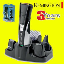 REMINGTON PG350 RICARICABILE naso nasale EAR HAIR TRIMMER RASOIO GROOMING KIT NUOVO
