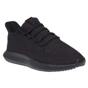 Nuovi uomini ombra di formatori in tubolari adidas nero stile