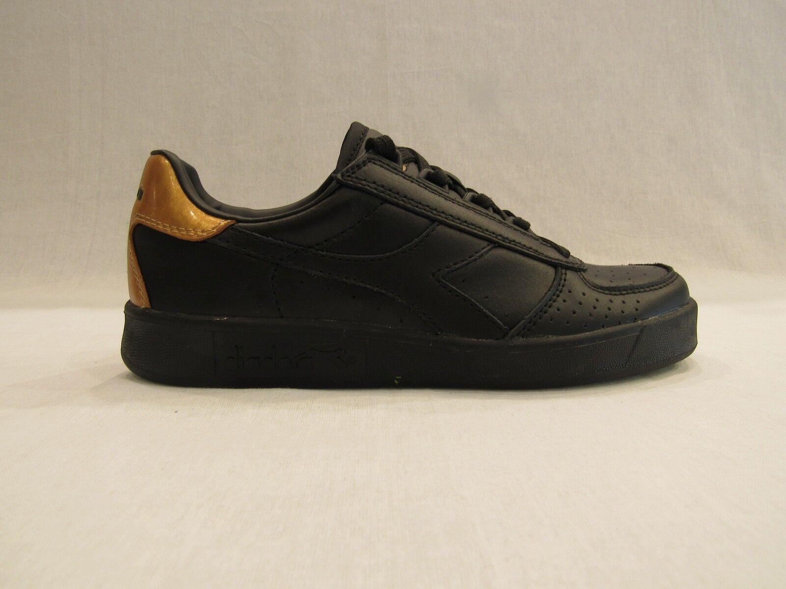 DIADORA B.ELITE W 172490 80013 scarpa sneackers donna colore 80013 172490 nero 7ac30f