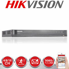 DVR 16 CANALI HIK CONNECT CLOUD P2P HIKVISION4 MP DS-7216HQHI-K1