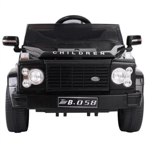 12V MP3 Kids Ride On Car Battery RC Remote Control w// LED Lights