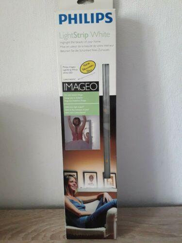 Philips LightStrip White LED LAA51AWSC  Imageo  Weiß NEU
