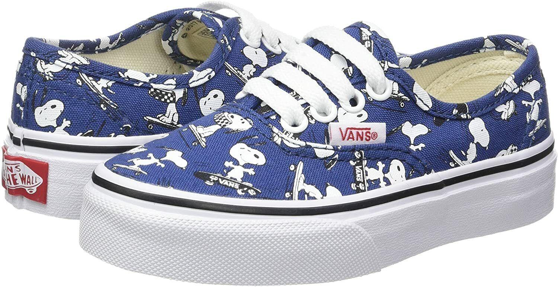 Vans x Peanuts Kids Authentic Shoes