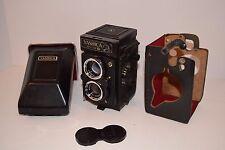 NEAR MINT Yashica MAT 124 G Medium Format TLR Film Camera 80mm F2.8 F3.5 Z20