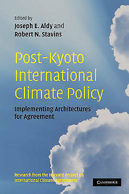 1 of 1 - Post-Kyoto International Climate Policy: Implementing Architectures for Agreemen